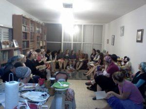 בנות שירות של תל אביב באורייתא