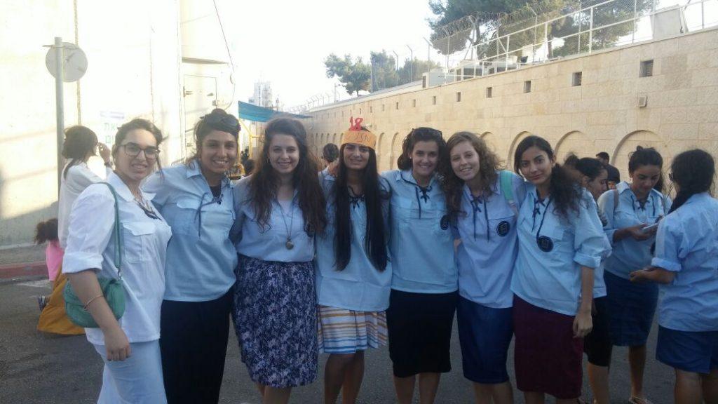 בנות גרעין בני עקיבא עמישב נתניה:)