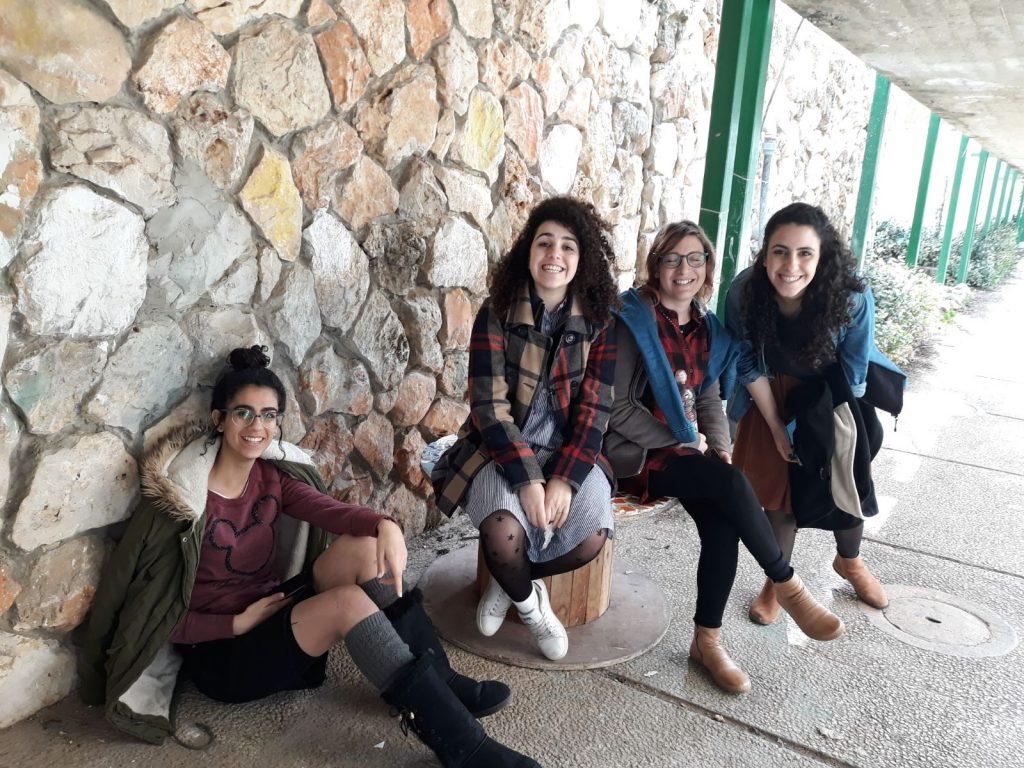 בנות שירות קדימה בית שאן