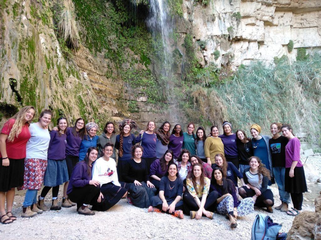 בנות גרעין משימתי קרן קהילות קרית ארבע